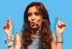 Campaña vía Web: Cristina Kirchner ya tiene su propio dominio .ar