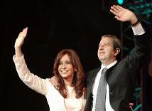 Candidatos a Presidente 2007: Cristina Fernández