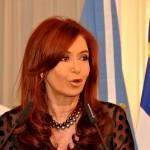 """Señal de Cristina: """"El cambio recién comienza"""", dijo a dirigentes chilenos"""