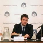 Seminario  de política exterior en la legislatura porteña
