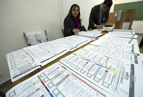 Si no votó en las primarias podrá votar el 23 de octubre
