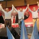 UDESO: precandidatos en plena campaña electoral