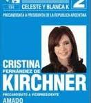 De los 10 candidatos, Cristina sigue siendo la más fuerte