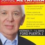 Altamira sube en las encuestas