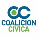 Coalición Cívica: Carrió de campaña en La Plata