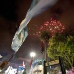 Fotogalería: La Celebración en la Plaza de Mayo