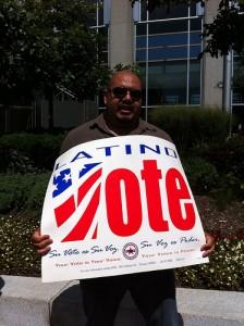 Latinos y el voto en Estados Unidos