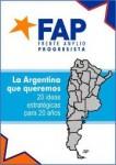 La UCR y el FAP quieren atraer a la Coalición Cívica a su alianza.