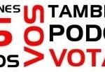 Jujuy Voto Joven: más de 15 mil jóvenes habilitados para las PASO