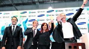 Campana-Cristina-Kirchner-Insaurralde-PRESIDENCIA_CLAIMA20130731_0029_17