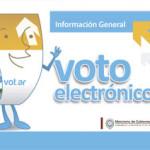 Salta: ¿Cómo es el voto electrónico?