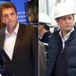 Frustrado el debate, los candidatos asociaron a Massa con Insaurralde