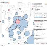 Tucumán: el mapa electoral tras las PASO