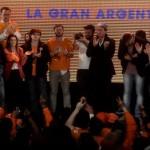 Daniel Scioli lanza candidatura presidencial