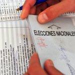 El kirchnerismo propone modificar el Código Electoral Nacional