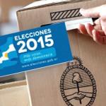 Elecciones 2015: 4 provincias desdobladas