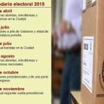 Elecciones 2015: Lo que hay que saber