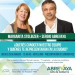 SurGEN y MST-Nueva Izquierda presentan sus candidatos en CABA