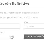 Ciudad de Buenos Aires: ¿Dónde Voto? Entrá y consultá el padrón