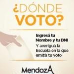 PASO en Mendoza: quiénes son los candidatos?