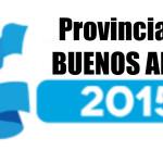 Buenos Aires: las fórmulas a la gobernación