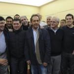 Resultados La Rioja: festejo del Frente para la Victoria