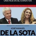 Conociendo a los Pre-Candidatos a Presidente: José Manuel De la Sota