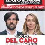 Conociendo a los Pre-Candidatos a Presidente: Nicolás Del Caño