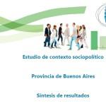 Buenos Aires: Intención de voto y proyección nacional - Junio 2015