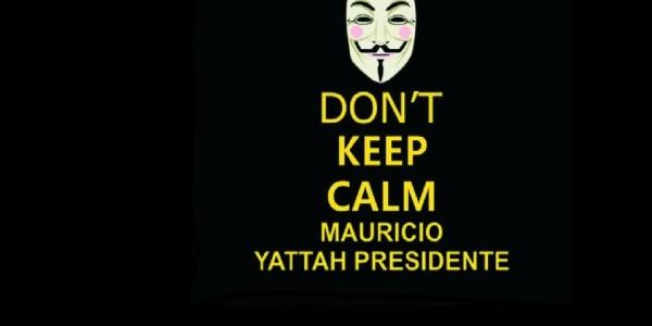 """Si Yo fuera Presidente, """"el 100% de las decisiones las podrían tomar los ciudadanos comunes"""" – Yattah"""