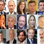 15 Pre-Candidatos a la presidencia