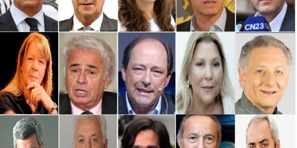15 Pre-Candidatos a Presidente: Boletas, Biografías, Redes Sociales, Spots de Campaña, Propuestas y más