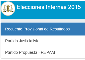 resultados pampa