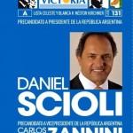 Conociendo a los Pre-Candidatos a Presidente: Daniel Scioli