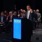 Cobertura: Scioli relanzó su campaña en la Ciudad de Buenos Aires