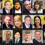Los Ministros del Gabinete de Mauricio Macri