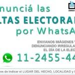 #Balotaje: dónde voto, denunciar, cómo cuenta el voto en blanco, los telegramas, a que hora los primeros resultados