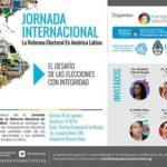 """Jornada Internacional """"La Reforma Electoral en América Latina"""""""