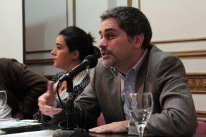 D'Alessandro ejerce como docente en numerosas universidades del país. Asimismo, dirige la publicación académica PostDATA. Foto: Facultad de Ciencia Política y Relaciones Internacionales - UNR.