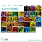 INTERBARÓMETRO: lo más destacado en la red del mes de septiembre