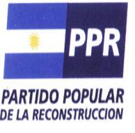 Candidatos a Presidente 2007: Gustavo Breide Obeid