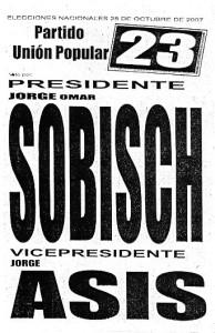 Boleta Sobusch 2007