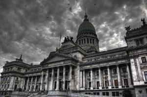 Congreso Nacional Argentina photo by Pedro Guridi