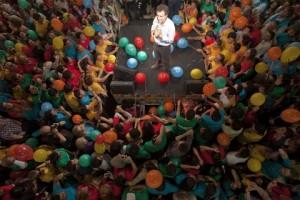 Mauricio Macria anuncia su candidatura para la ciudad (2011)