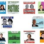 Los Candidatos a Presidente