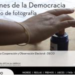 Imágenes de la Democracia concurso de fotografía