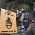 PASO: El debut del voto joven