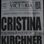 Boleta de Cristina