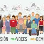 Tucumán: Simulacro de votación inclusiva