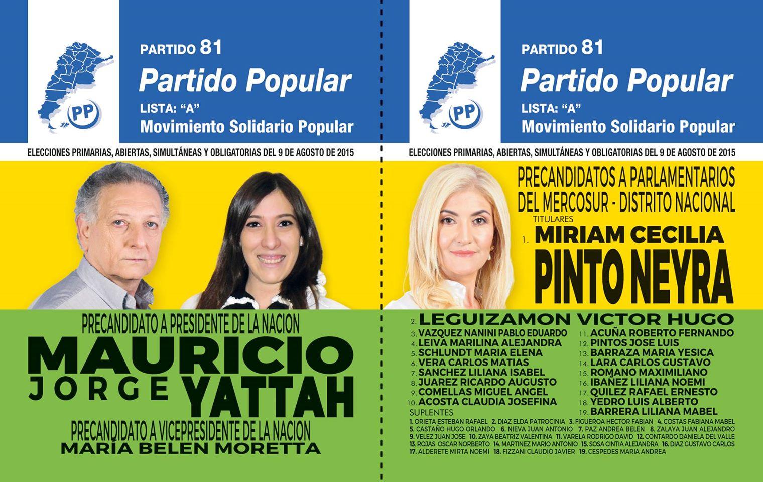 boleta pp